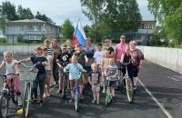 Спортивно-игровая программа «Нет краше России моей!»