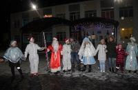 Новогодняя ночь 2020 на площади КДК