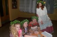 Рождественские посиделки в Свингинском ЦД 2020